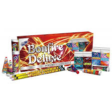 Bonfire Deluxe Selection Box