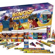 Bonfire fantasy selection box
