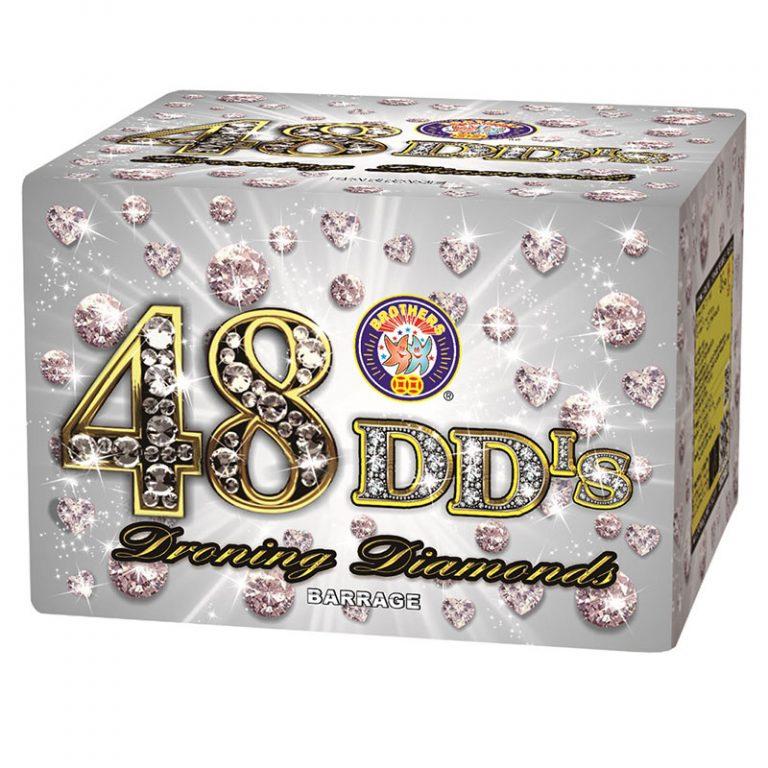 48 DDs (Droning Diamonds)