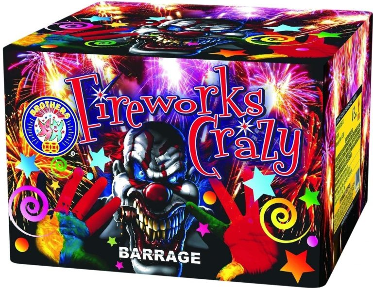 Fireworks Crazy