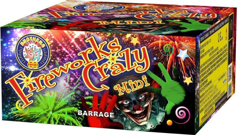 Fireworks Crazy (mini)