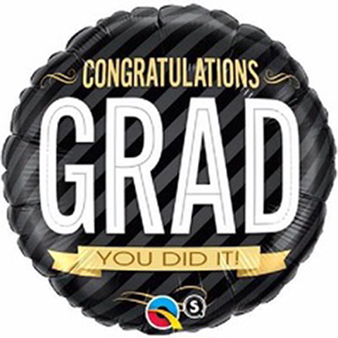 graduation – you did it