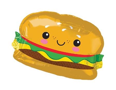 smiley-burger