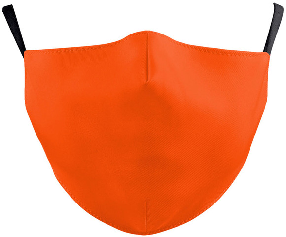 orange mask