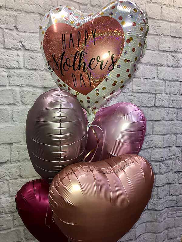 mother's day - rose gold
