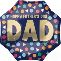 happy father's day octagon