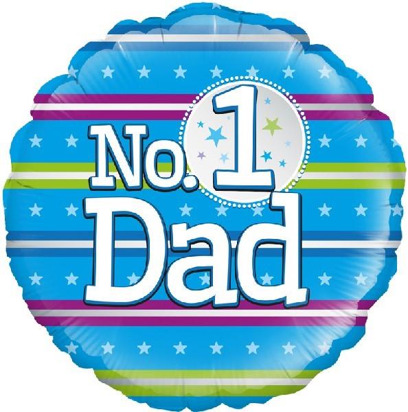 stripey no 1 dad